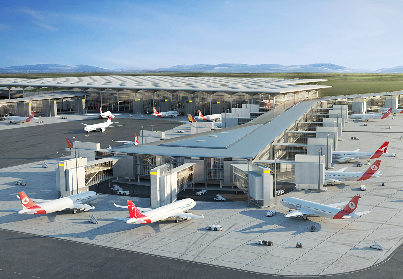 istanbul new aiport